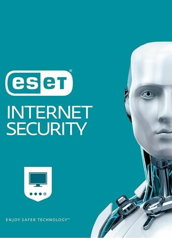Eset NOD32 Internet Security Variations 1 Device 1 Year Key GLOBAL