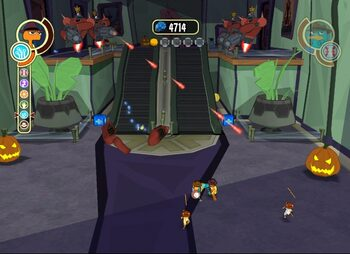 Redeem Phineas and Ferb: Across the Second Dimension Wii