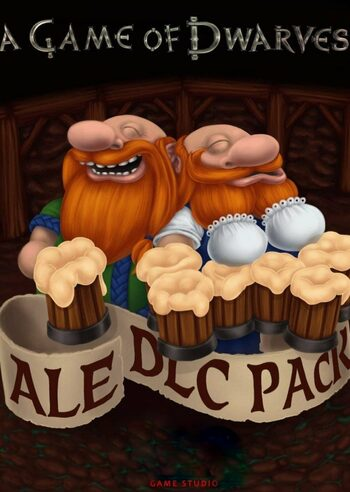 A Game of Dwarves - Ale Pack (DLC) Steam Key GLOBAL