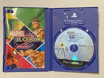 Marvel vs. Capcom 2: New Age of Heroes PlayStation 2