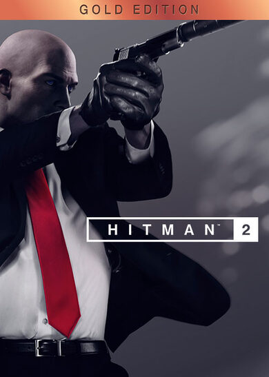 HITMAN 2 Gold Edition Steam Key GLOBAL