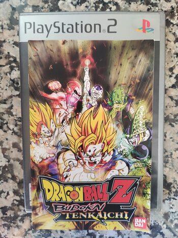 Dragon Ball Z: Budokai Tenkaichi PlayStation 2
