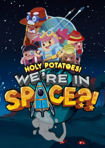 Holy Potatoes! We're in Space?! Steam Key GLOBAL