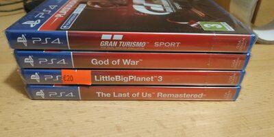 Playstation HITS žaidimų rinkinys