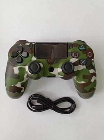 PS4/PS5*,PC belaidis valdymo pultas, pultelis DualShock 4 Camouflage Green