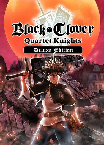 Black Clover: Quartet Knights (Deluxe Edition) Steam Key GLOBAL