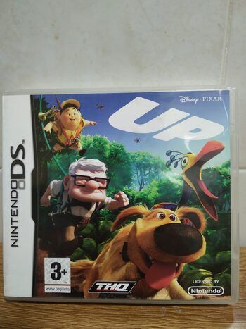 Up: The Video Game Nintendo DS