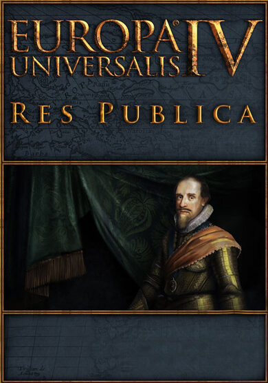 Europa Universalis IV - Res Publica (DLC) Steam Key GLOBAL