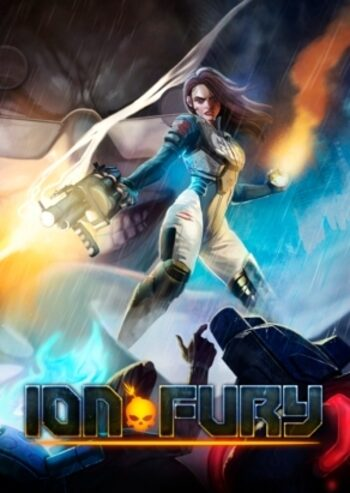 Ion Fury Steam Key GLOBAL