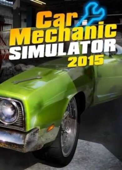 Car Mechanic Simulator 2015 - DeLorean (DLC) Steam Key GLOBAL