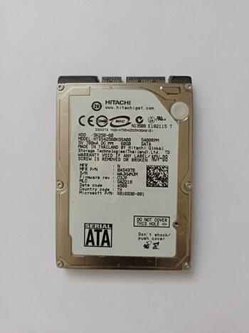 """HDD HITACHI HTS542560K9SA00 60GB 2,5"""""""