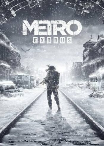 Metro Exodus Epic Games Key EUROPA