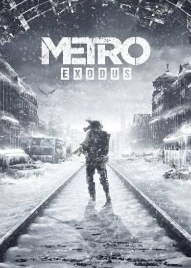 Metro Exodus Epic Games Key EUROPE