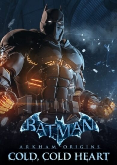 Batman: Arkham Origins - Cold, Cold Heart (DLC) Steam Key GLOBAL