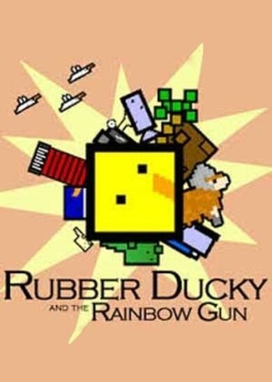 Rubber Ducky and the Rainbow Gun Steam Key GLOBAL