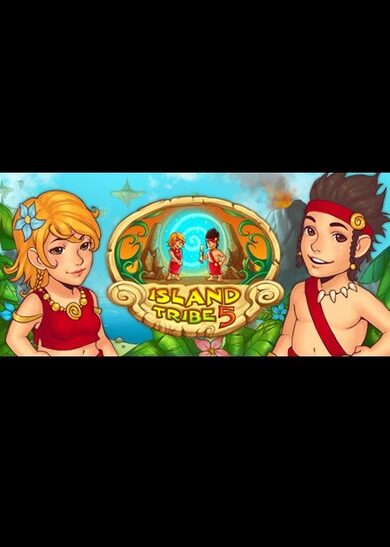 Island Tribe 5 Steam Key GLOBAL