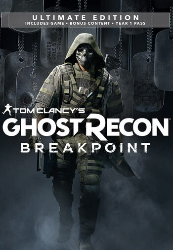 Tom Clancy's Ghost Recon: Breakpoint (Ultimate Edition)  Uplay Key GLOBAL