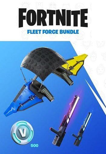 Fortnite - Fleet Force Bundle + 500 V-Bucks (Nintendo Switch) eShop Key EUROPA