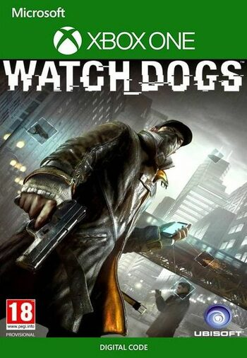 Watch_Dogs (Xbox One) Xbox Live Key UNITED STATES