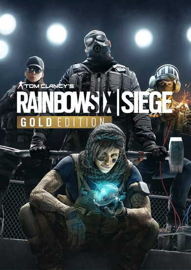 Tom Clancy's Rainbow Six: Siege (Gold Edition) - Year 5 Uplay Key NORTH AMERICA