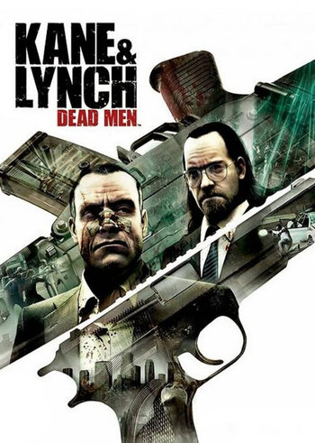 Kane and Lynch: Dead Men Steam Key GLOBAL