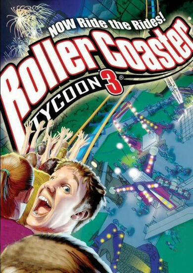 RollerCoaster Tycoon 3: Platinum Steam Key GLOBAL