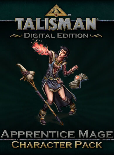 Talisman - Character Pack #8 - Apprentice Mage (DLC) Steam Key GLOBAL
