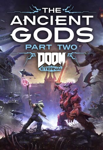 Doom Eternal: The Ancient Gods - Part Two Bethesda.net Key GLOBAL