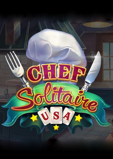 Chef Solitaire: USA Steam Key GLOBAL