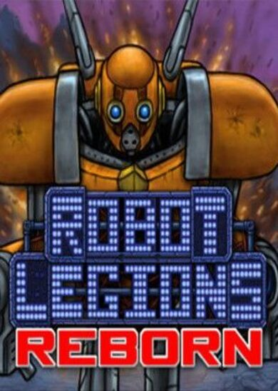 Buy Robot Legions Reborn Steam Key GLOBAL | ENEBA