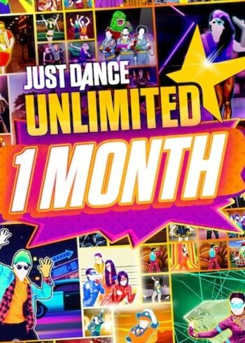 Just Dance Unlimited 1 Month Subscription (Nintendo Switch) Nintendo Key UNITED STATES