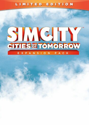 SimCity: Cities of Tomorrow Limited Edition (DLC) Origin Key GLOBAL