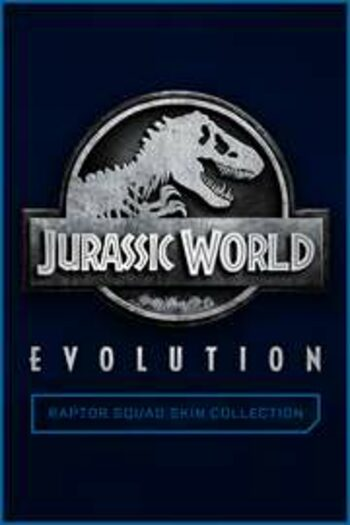 Jurassic World Evolution: Raptor Squad Skin Collection (DLC) Steam Key GLOBAL