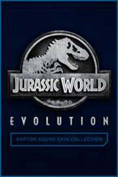 Jurassic World Evolution: Raptor Squad Skin Collection (DLC) Steam Key GLOBAL