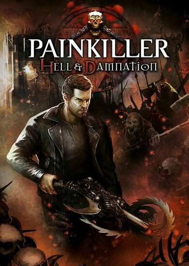 Painkiller Hell & Damnation Steam Key GLOBAL