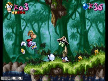 Rayman Nintendo DS