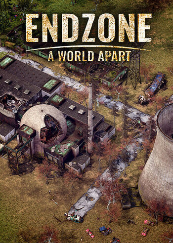 Endzone: A World Apart Steam Klucz GLOBAL