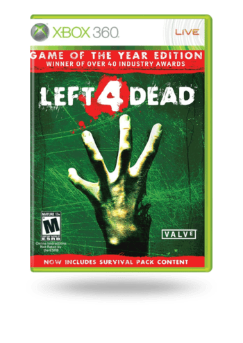 Left 4 Dead - Game Of The Year Edition Xbox 360