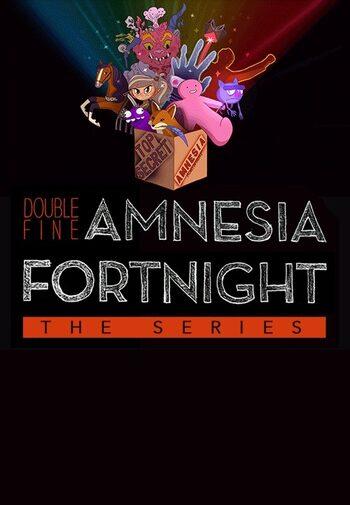Amnesia Fortnight 2017 Steam Key GLOBAL