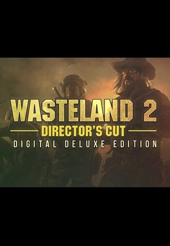 Wasteland 2: Director's Cut (Digital Deluxe Edition) Steam Key GLOBAL