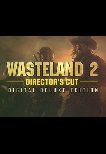 Wasteland 2: Director's Cut (Digital Deluxe Edition) Steam Key GLOBAL