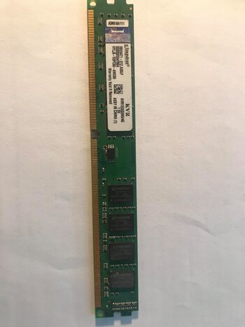 Kingston ValueRAM 4GB 1333MHz DDR3 Non-ECC CL9 DIMM