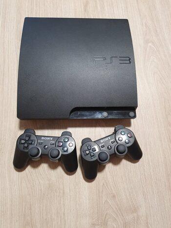 PlayStation 3, Black, 320GB