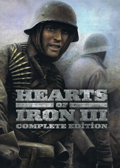 Hearts of Iron III (Complete Edition) Steam Key GLOBAL