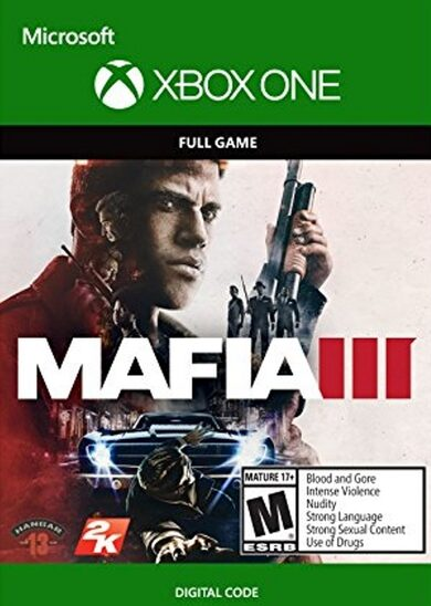 Mafia III (Xbox One) Xbox Live Key EUROPE