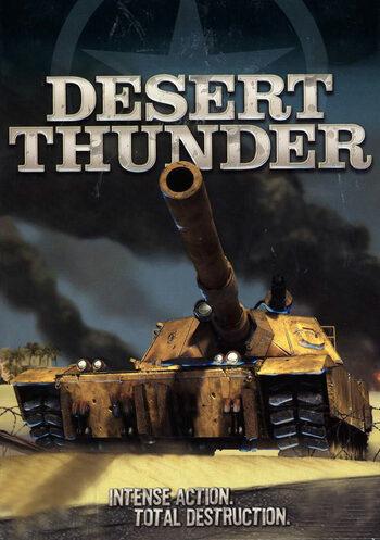 Desert Thunder Steam Key GLOBAL