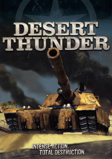 Desert Thunder Steam Key GLOBAL