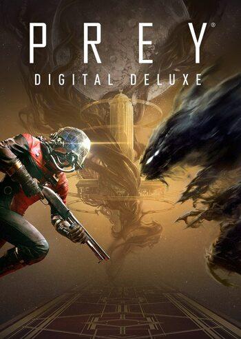 Prey (Digital Deluxe Edition) Steam Key GLOBAL