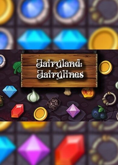 Fairyland: Fairylines Steam Key GLOBAL