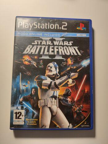 STAR WARS Battlefront 2 (2005) PlayStation 2